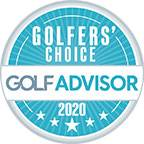 Golf Advisor Golfer's Choice Logo